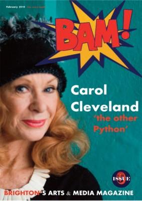 BAM! Brighton magazine launch party
