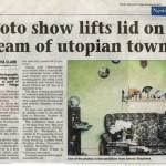 Peacehaven in III Parts press reviews, Brighton Argus, Sussex Leaderpress review, Peacehaven in III Parts
