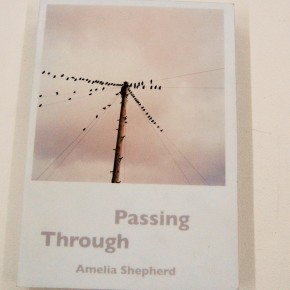 Passing Through – the book