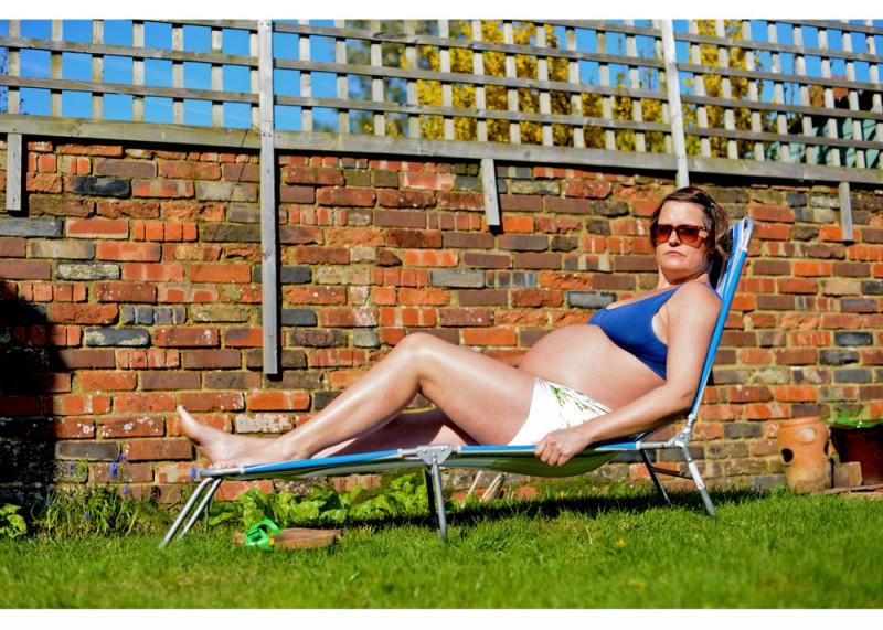 Unusual Pregnancy & Maternity Portrait Photography in Brighton Hove & Sussex