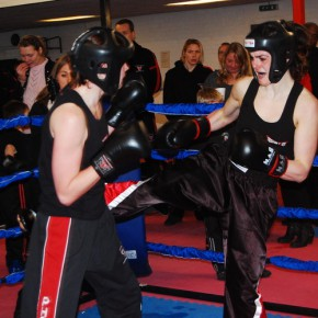 Female Fighters – Fighting Talk
