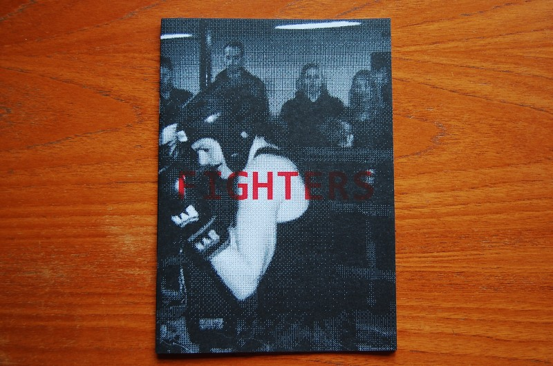 Female Fighters zine cover