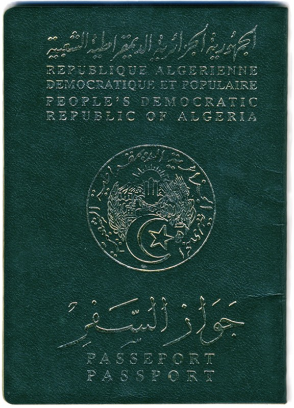 Algerian asylum seeker photography project
