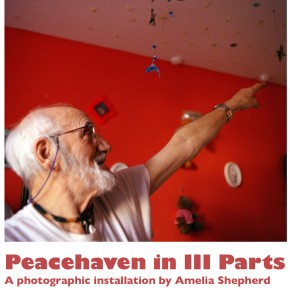 Peacehaven in III Parts – the installation