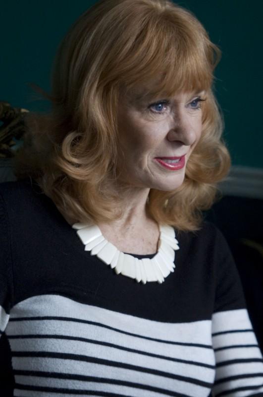 Carol Cleveland portrait by Amelia Shepherd