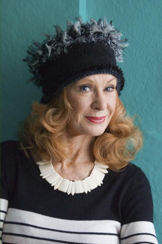Carole Cleveland portrait by Amelia Shepherd