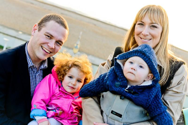 Family Portrait Photoshoot Photography in Brighton