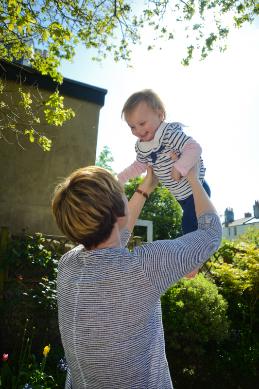 Brighton & Hove Family and Baby Portrait Photography Shoot