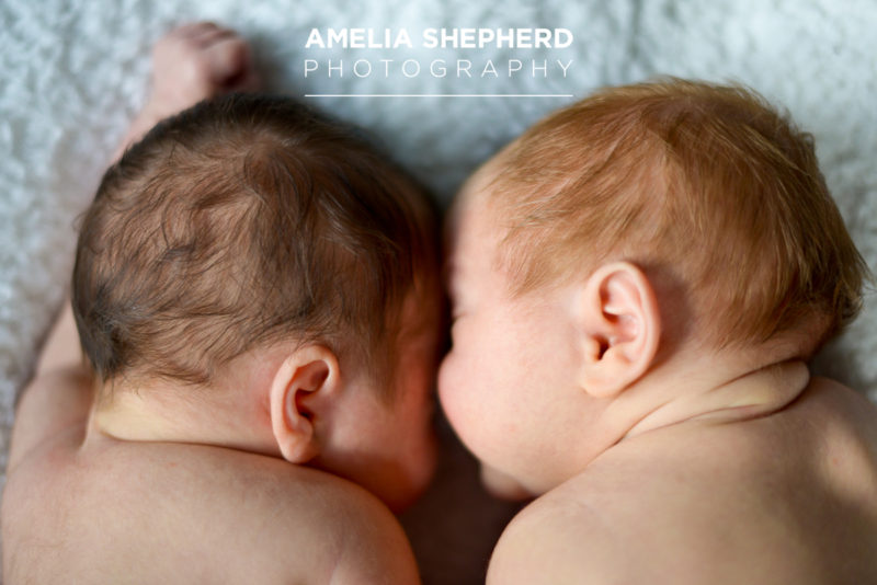 Newborn Twin, Maternity Photography in Brighton Hove Sussex & London