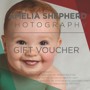 Photography Gift Vouchers in Brighton, Worthing & Sussex