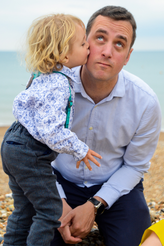 Family Portrait Photography In Brighton & Hove