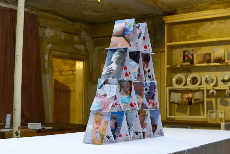 'House of Cards' - New Skin Exhibition at the Regency Town House for Brighton Photo Fringe 2016