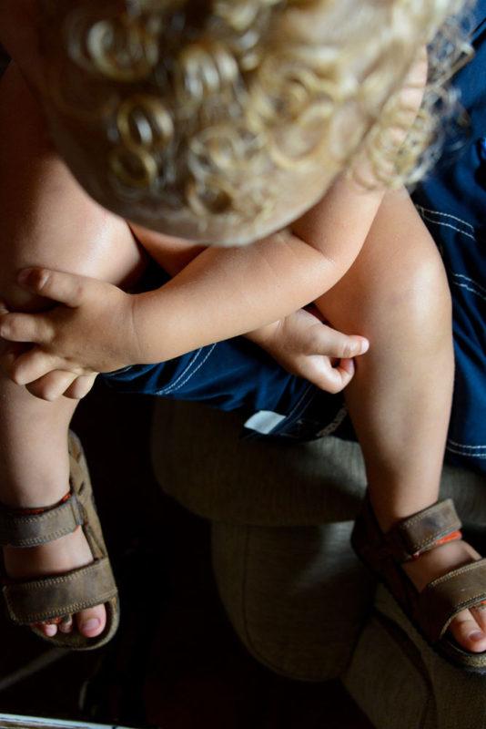 Exploring motherhood through photography