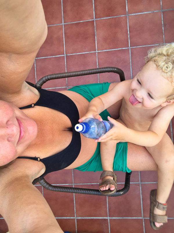 Exploring motherhood through photograph